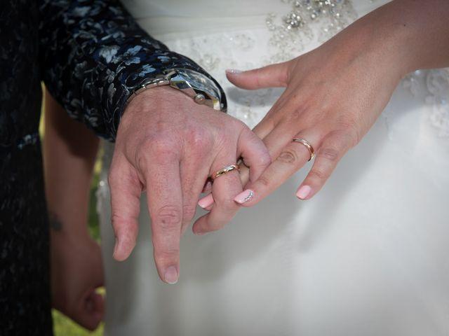 Il matrimonio di Giosuè e Martina a San Giuliano Terme, Pisa 10
