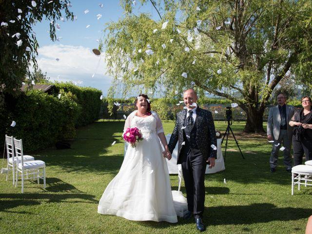 Il matrimonio di Giosuè e Martina a San Giuliano Terme, Pisa 11