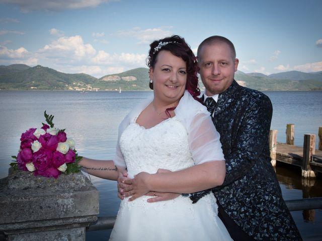 Il matrimonio di Giosuè e Martina a San Giuliano Terme, Pisa 14