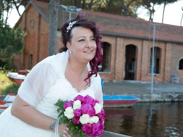 Il matrimonio di Giosuè e Martina a San Giuliano Terme, Pisa 15