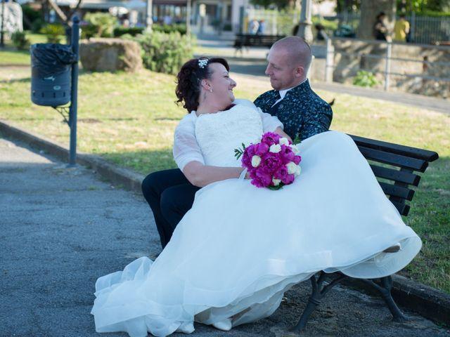 Il matrimonio di Giosuè e Martina a San Giuliano Terme, Pisa 17