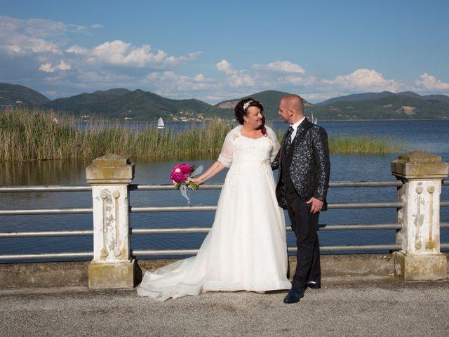 Il matrimonio di Giosuè e Martina a San Giuliano Terme, Pisa 2