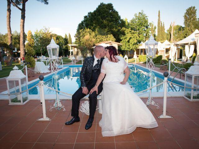 Il matrimonio di Giosuè e Martina a San Giuliano Terme, Pisa 21