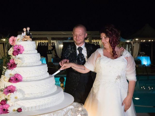 Il matrimonio di Giosuè e Martina a San Giuliano Terme, Pisa 24