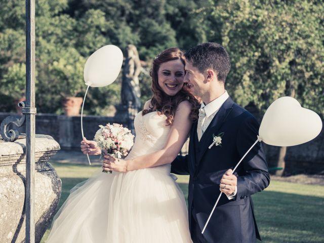Le nozze di Chiara e Damiano