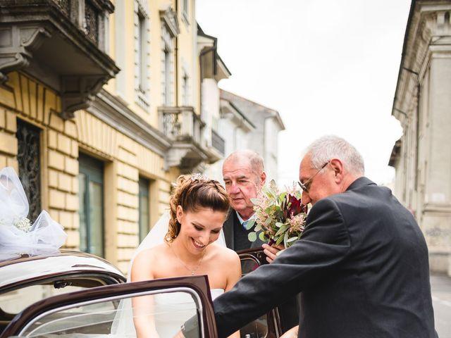 Il matrimonio di Davide e Rita a Bergamo, Bergamo 24