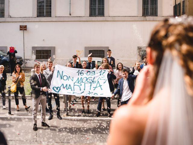 Il matrimonio di Davide e Rita a Bergamo, Bergamo 44
