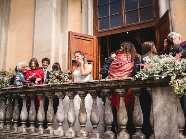 Il matrimonio di Davide e Rita a Bergamo, Bergamo 45