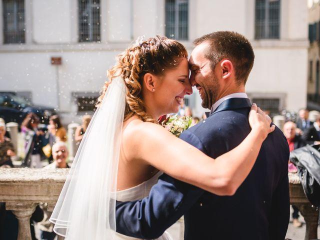 Il matrimonio di Davide e Rita a Bergamo, Bergamo 46