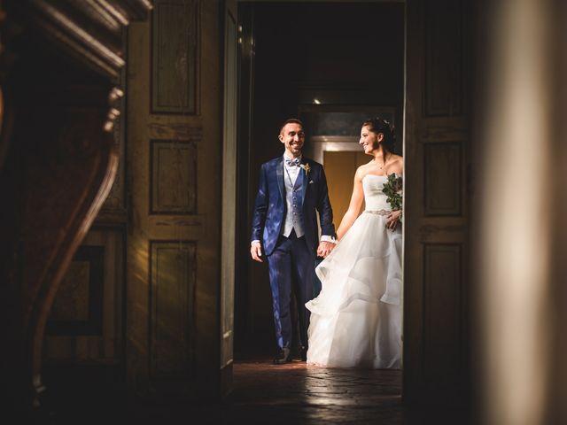 Il matrimonio di Davide e Rita a Bergamo, Bergamo 1