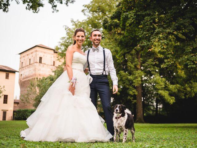 Il matrimonio di Davide e Rita a Bergamo, Bergamo 74