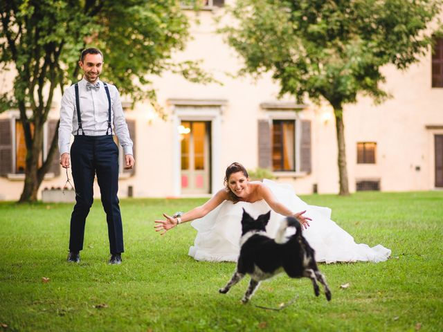 Le nozze di Rita e Davide