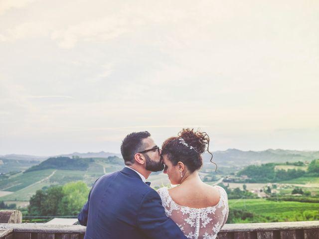 Il matrimonio di Luigi e Irene a Guarene, Cuneo 17
