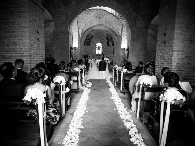 Il matrimonio di Leonardo e Giorgia a Corridonia, Macerata 3