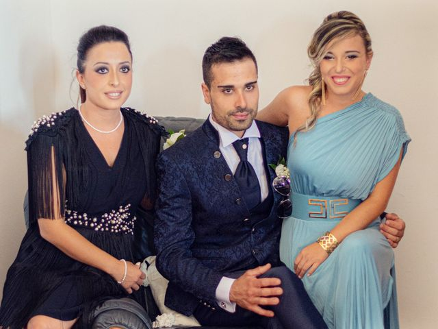 Il matrimonio di Daniele e Maria a Sessa Cilento, Salerno 3