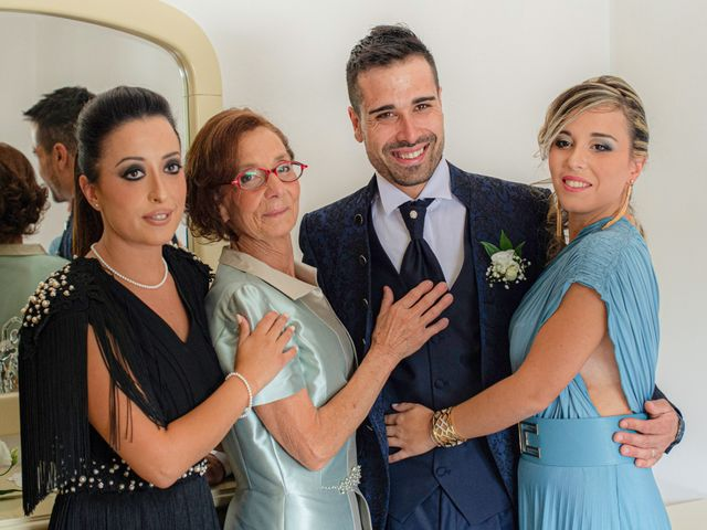 Il matrimonio di Daniele e Maria a Sessa Cilento, Salerno 4
