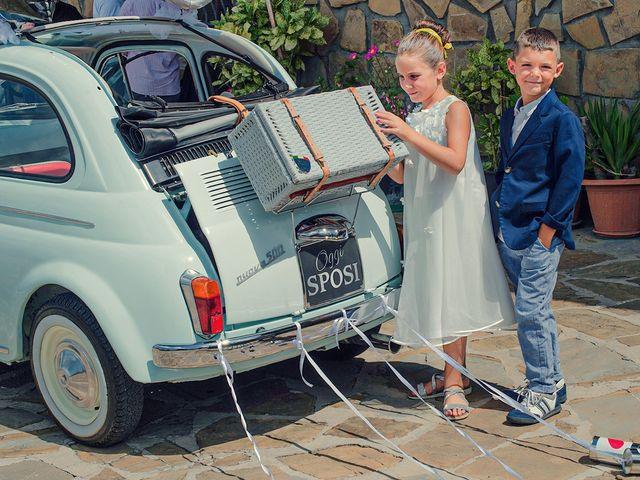 Il matrimonio di Daniele e Maria a Sessa Cilento, Salerno 9