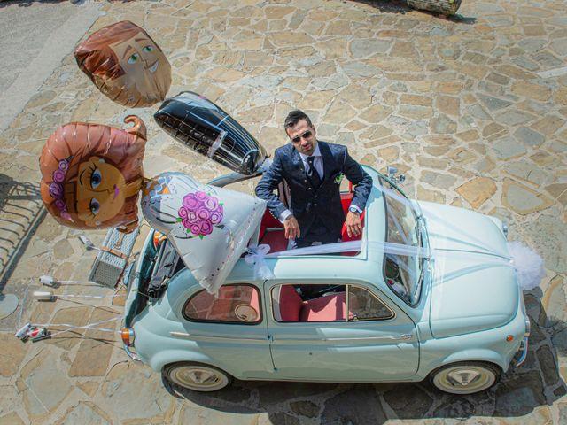 Il matrimonio di Daniele e Maria a Sessa Cilento, Salerno 10