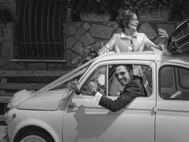 Il matrimonio di Daniele e Maria a Sessa Cilento, Salerno 11