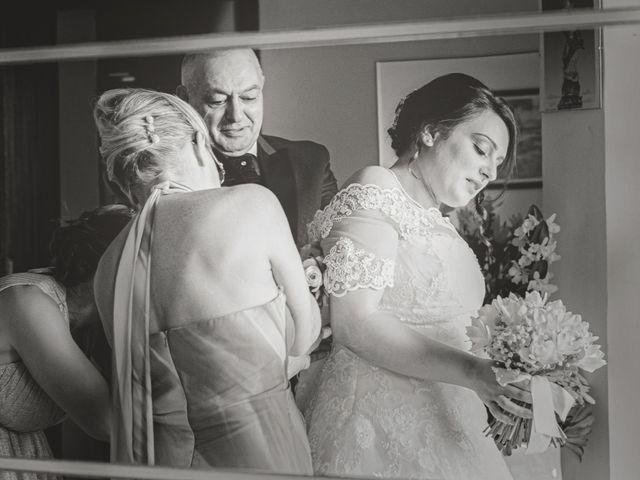Il matrimonio di Daniele e Maria a Sessa Cilento, Salerno 13