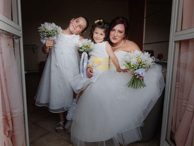 Il matrimonio di Daniele e Maria a Sessa Cilento, Salerno 14
