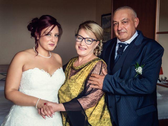 Il matrimonio di Daniele e Maria a Sessa Cilento, Salerno 18