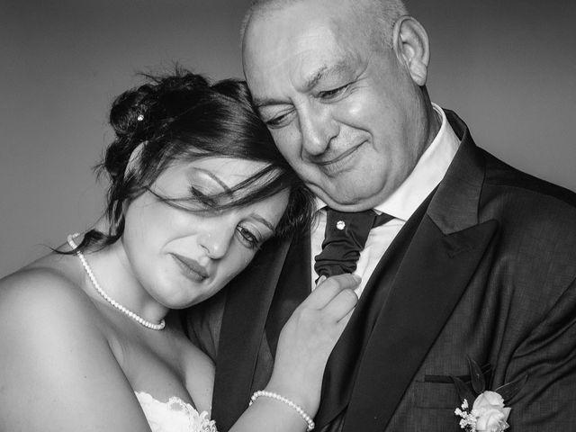 Il matrimonio di Daniele e Maria a Sessa Cilento, Salerno 20