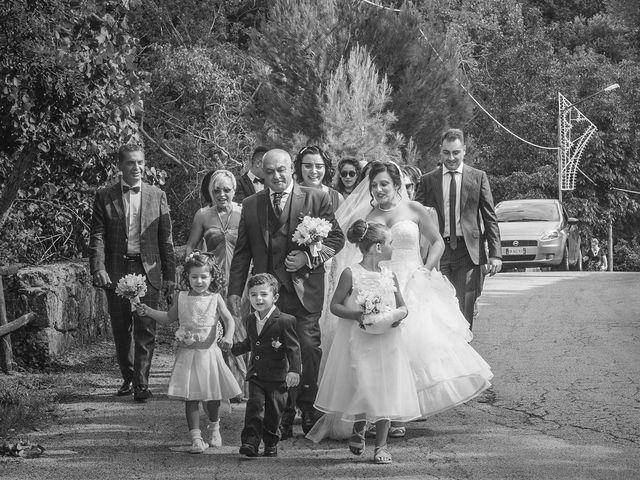 Il matrimonio di Daniele e Maria a Sessa Cilento, Salerno 22