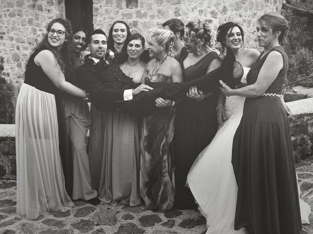 Il matrimonio di Daniele e Maria a Sessa Cilento, Salerno 24