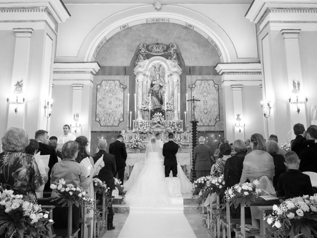 Il matrimonio di Daniele e Maria a Sessa Cilento, Salerno 1
