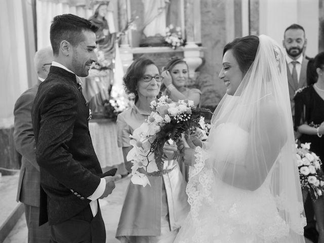 Il matrimonio di Daniele e Maria a Sessa Cilento, Salerno 25