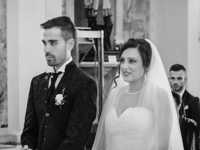 Il matrimonio di Daniele e Maria a Sessa Cilento, Salerno 26