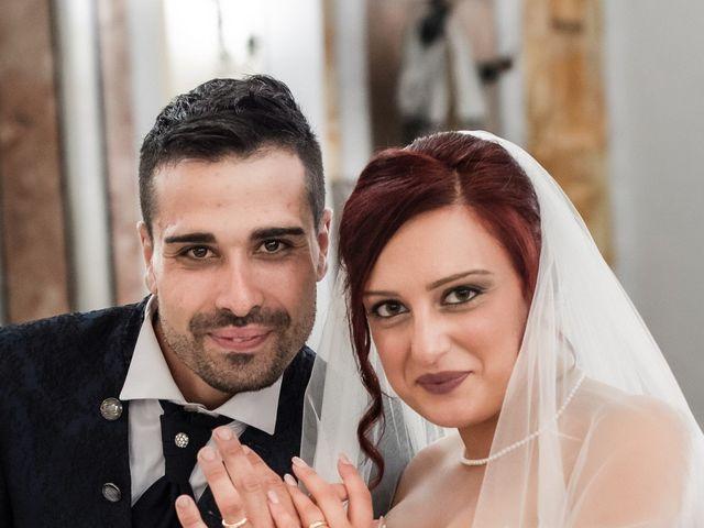 Il matrimonio di Daniele e Maria a Sessa Cilento, Salerno 27
