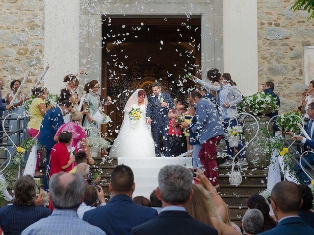 Il matrimonio di Daniele e Maria a Sessa Cilento, Salerno 2