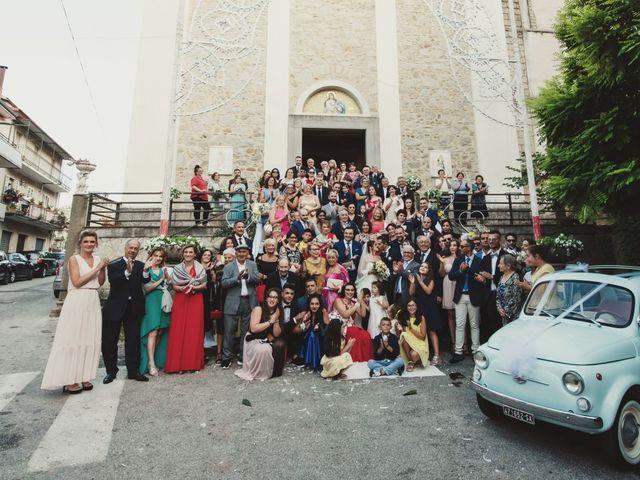 Il matrimonio di Daniele e Maria a Sessa Cilento, Salerno 28