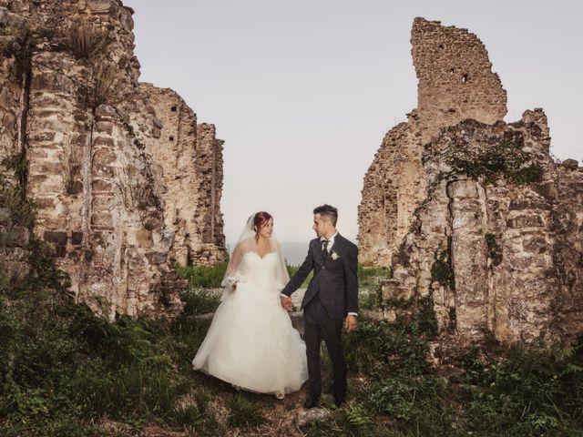 Il matrimonio di Daniele e Maria a Sessa Cilento, Salerno 30
