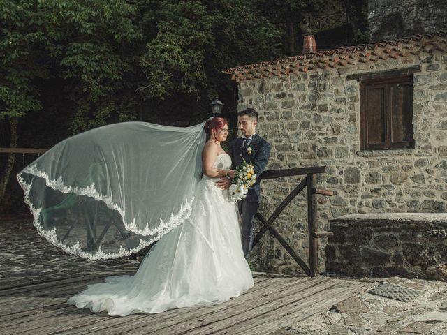 Il matrimonio di Daniele e Maria a Sessa Cilento, Salerno 35