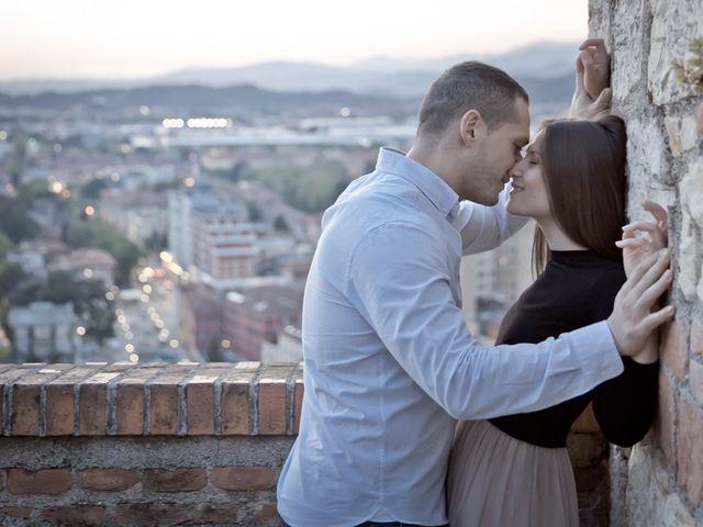 Il matrimonio di Giuseppe e Ana a Seregno, Monza e Brianza 3