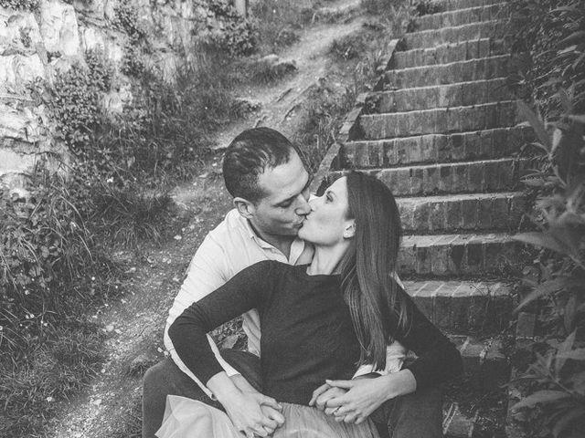 Il matrimonio di Giuseppe e Ana a Seregno, Monza e Brianza 4