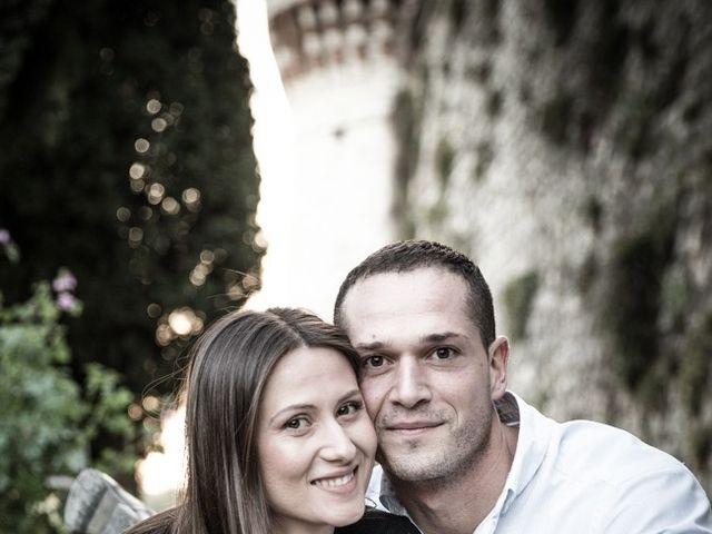 Il matrimonio di Giuseppe e Ana a Seregno, Monza e Brianza 7