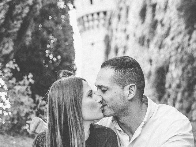 Il matrimonio di Giuseppe e Ana a Seregno, Monza e Brianza 8