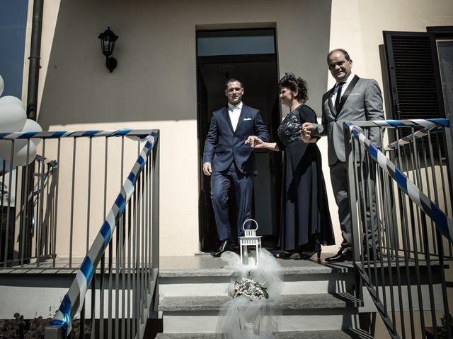 Il matrimonio di Giuseppe e Ana a Seregno, Monza e Brianza 64
