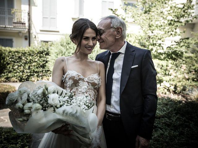Il matrimonio di Giuseppe e Ana a Seregno, Monza e Brianza 75