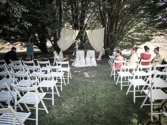 Il matrimonio di Giuseppe e Ana a Seregno, Monza e Brianza 77