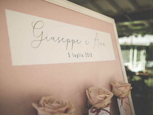 Il matrimonio di Giuseppe e Ana a Seregno, Monza e Brianza 79