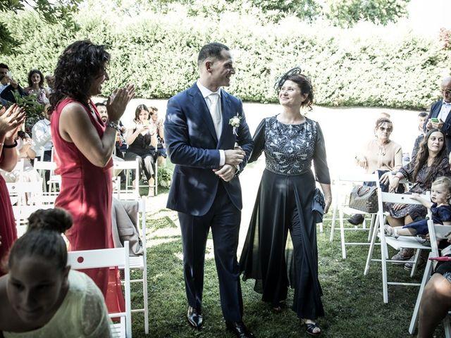 Il matrimonio di Giuseppe e Ana a Seregno, Monza e Brianza 80