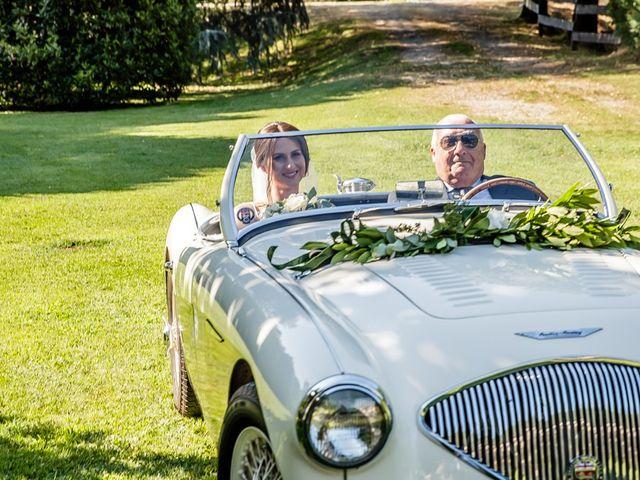 Il matrimonio di Giuseppe e Ana a Seregno, Monza e Brianza 83