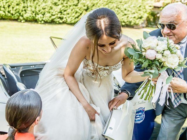 Il matrimonio di Giuseppe e Ana a Seregno, Monza e Brianza 85