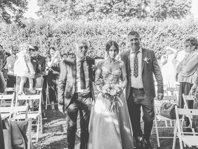 Il matrimonio di Giuseppe e Ana a Seregno, Monza e Brianza 88