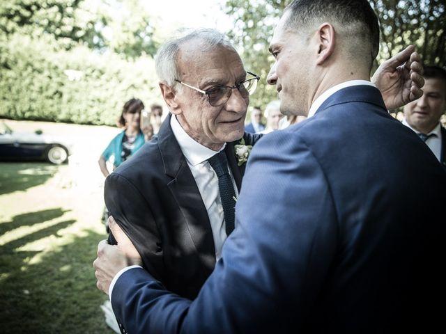 Il matrimonio di Giuseppe e Ana a Seregno, Monza e Brianza 89